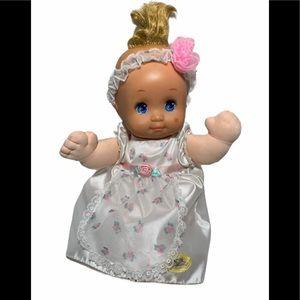 Vintage 1989 Magic Nursery Baby Doll